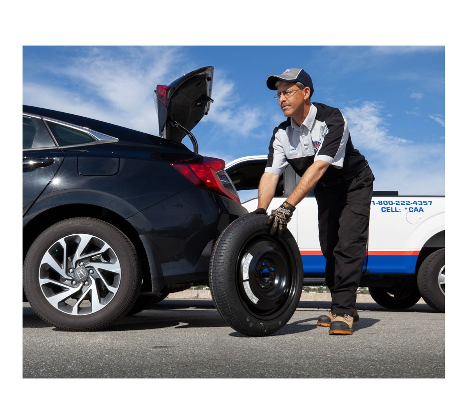 click here to request roadside assistance online