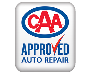 CAA Approved Auto Repair Logo