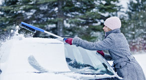 click here to learn more about winter driving