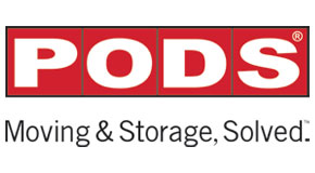 pods moving and storage logo